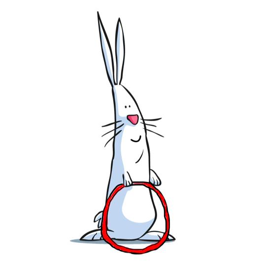 Fun Bunny square