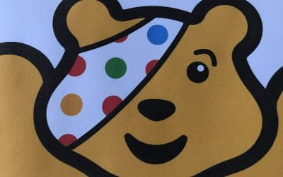 It's Pudsey time again!!!!