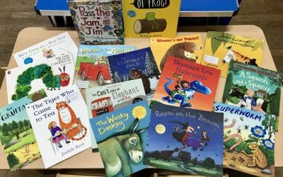 A word from our Early Years Teacher – Books and storytelling